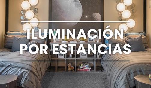Iluminación por estancias