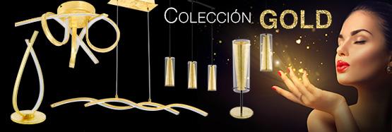 Colección Eglo Gold