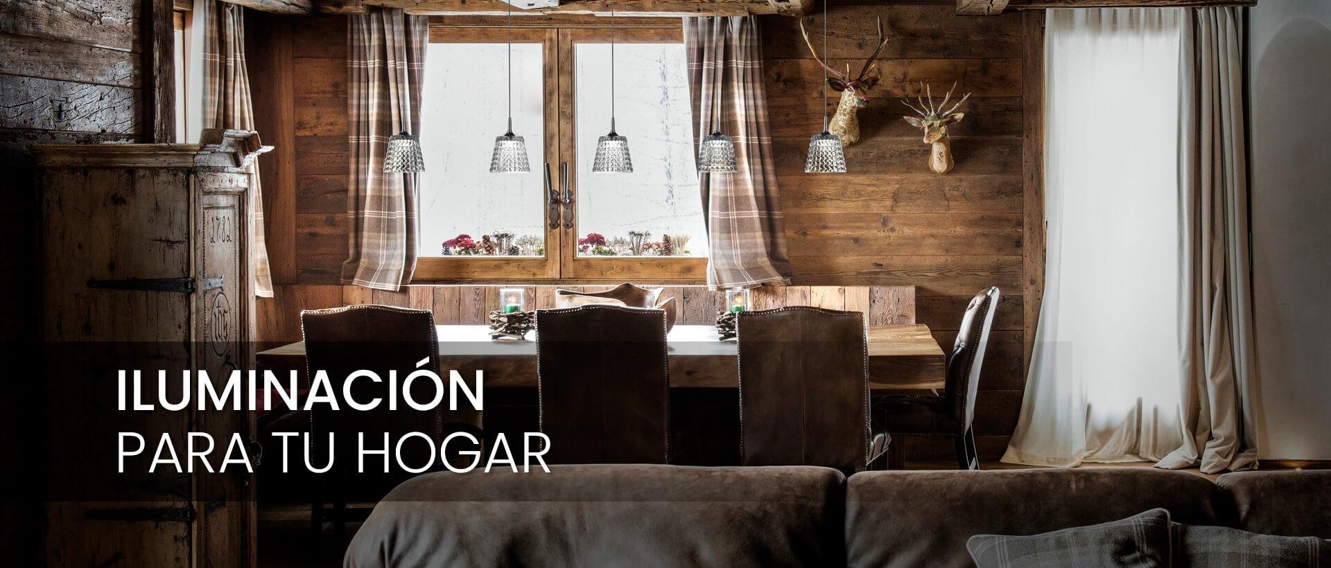 Convierte tu casa en un hogar con nuestras lámparas